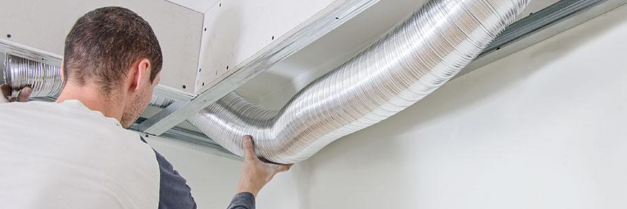 Travaux de ventilation – Artisan plombier-chauffagiste à Fréjus (Var)