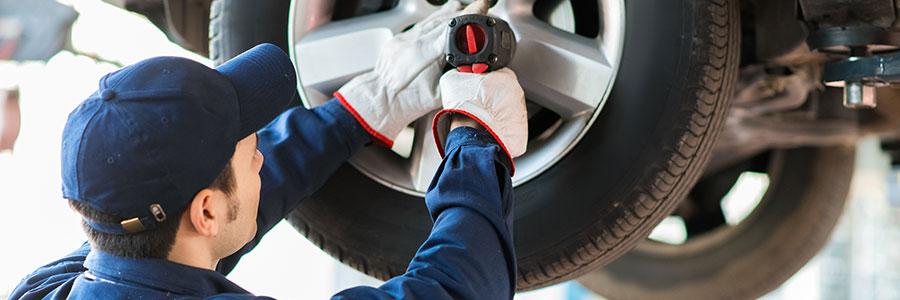 L'équilibrage des pneus et la géométrie des roues