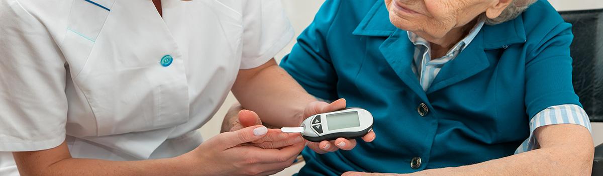 Le soin infirmier pour le patient diabétique