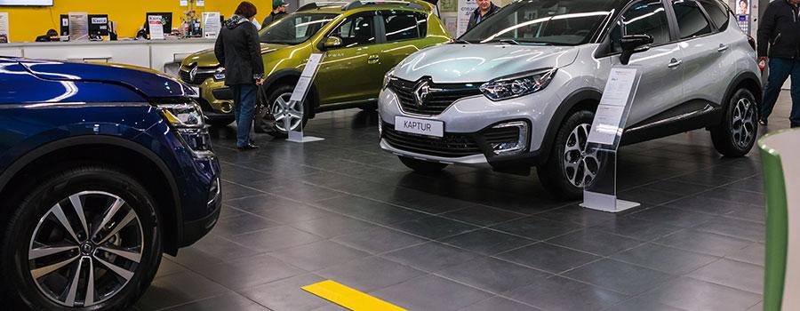 Vente de voitures neuves Renault – Garage Renault Paris 6
