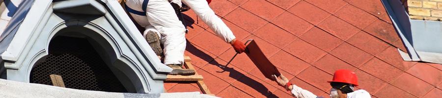 L'entretien de toiture