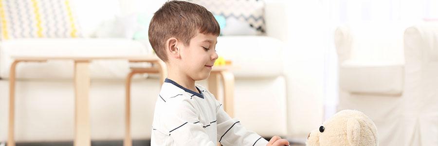 La psychothérapie de l'enfant