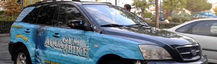 Marquage de véhicule – Agence de publicité à Manosque (PACA)