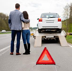 Enlèvement d'épave – Centre automobile à Avrainville