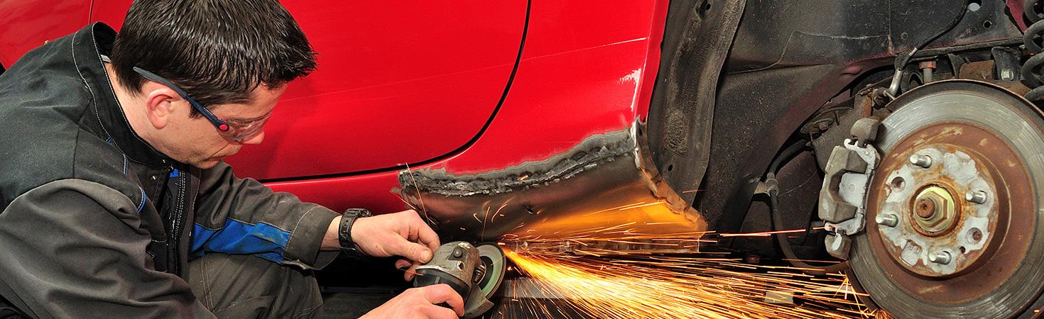 Débosselage de carrosserie (Issoire, Billom & Aurillac) – Garage Car Quality