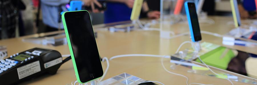 Achat et vente de téléphone mobile à Paris