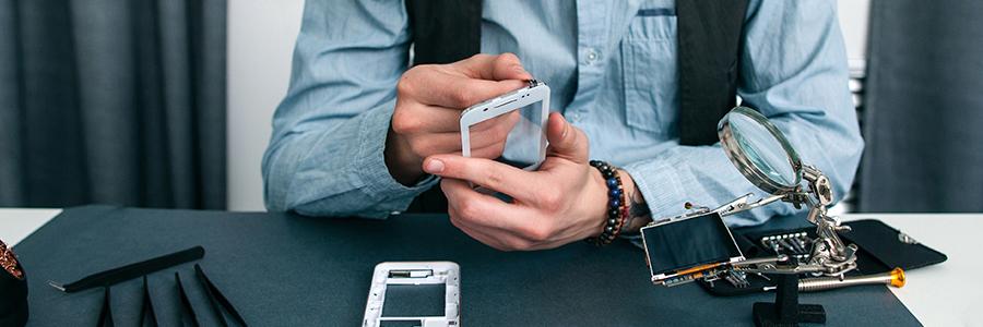 Le reconditionnement de téléphone mobile