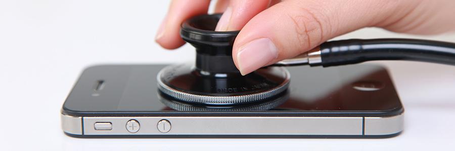 Réparation de téléphone mobile