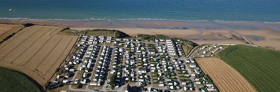 Location hébergement insolite à Vierville-sur-Mer (Normandie)