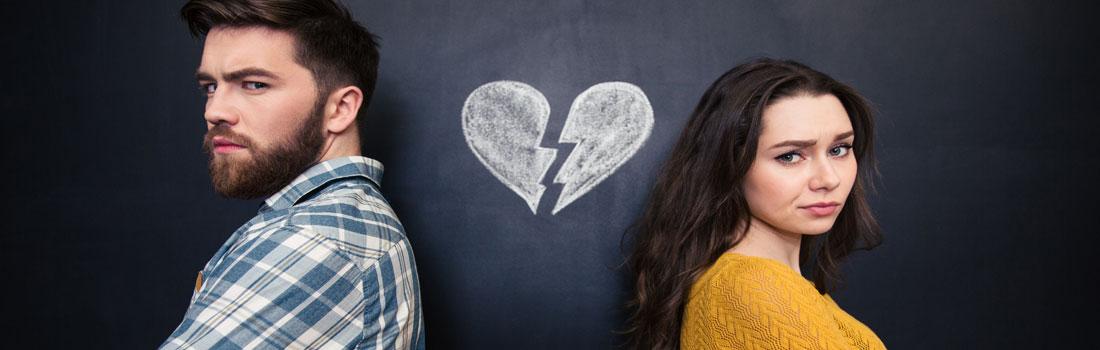 La séparation du couple