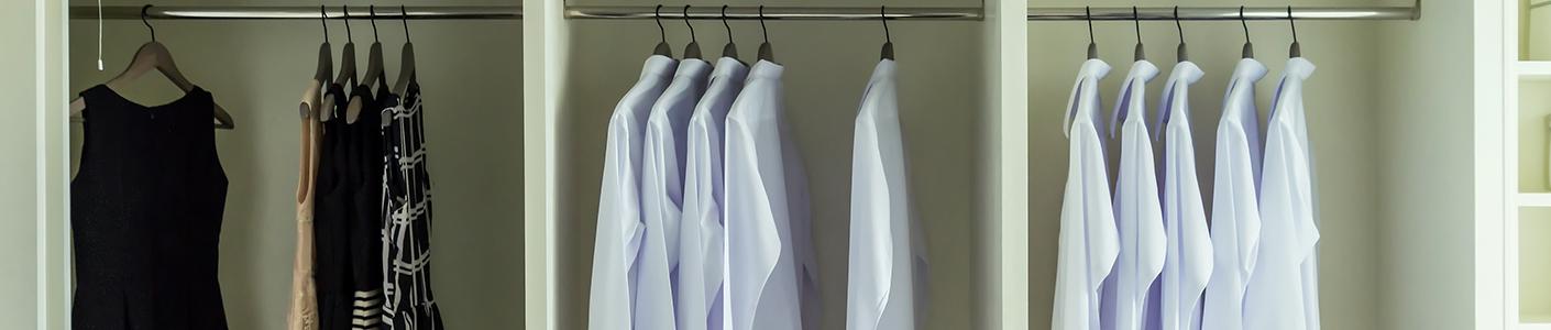 La conception de dressing et placard