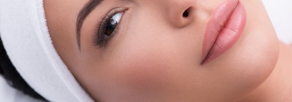 Nos épilations du visage
