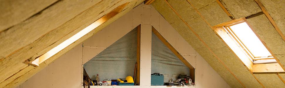 L'isolation des combles et des sous-toitures