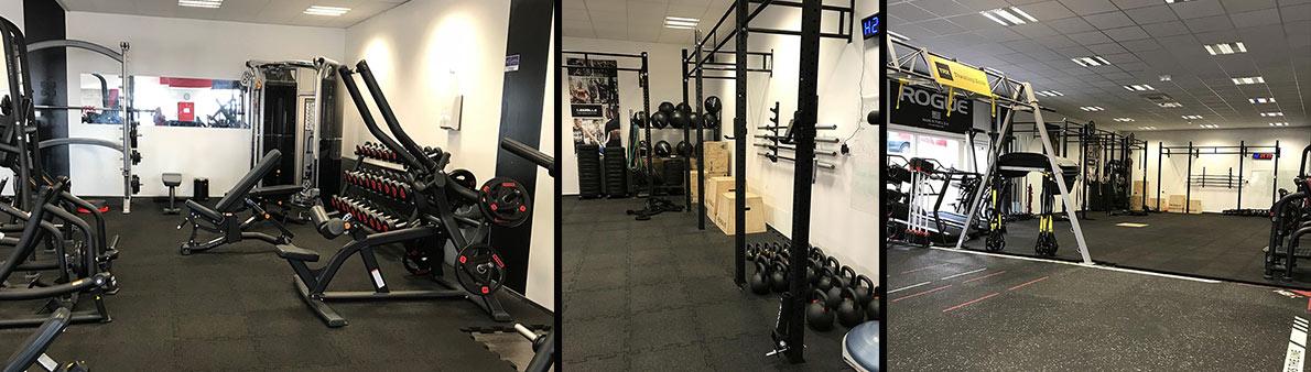 Concept Human Fit – Salle de sport à Juvignac