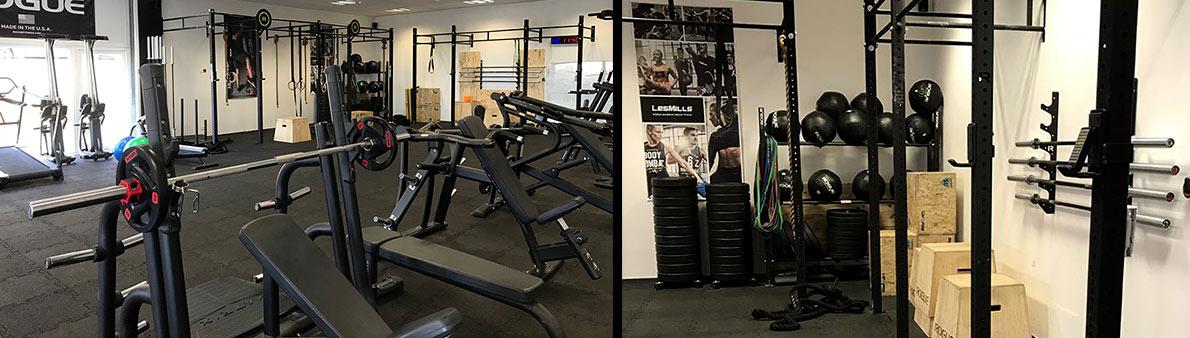 Équipements Human Fit – Salle de sport à Juvignac