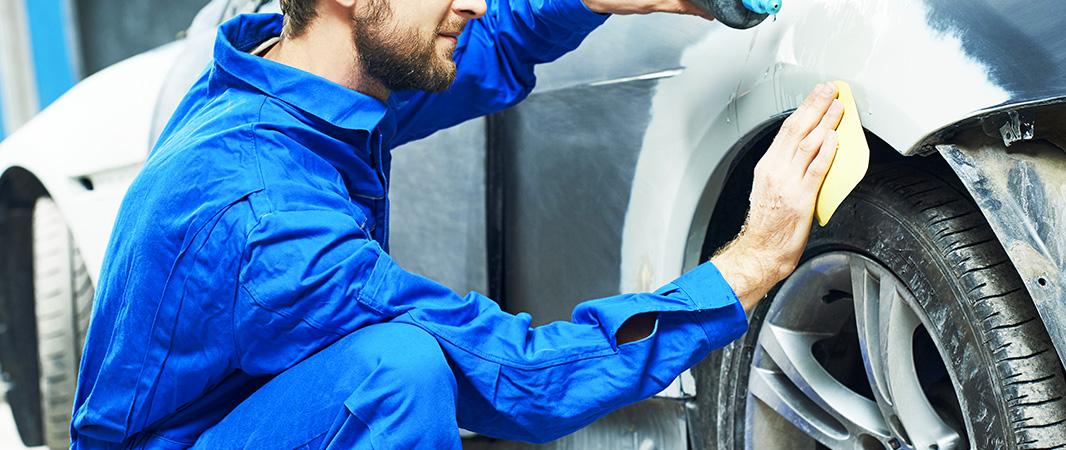 Atelier carrosserie - Garage automobile à Fontenay-sur-Eure