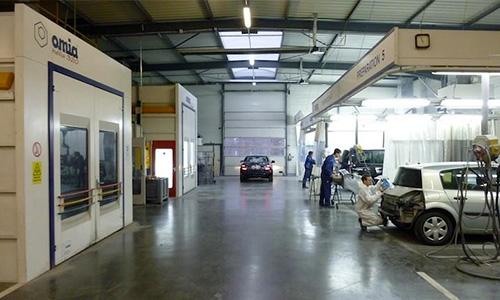 Garage & carrosserie automobile à Fontenay-sur-Eure