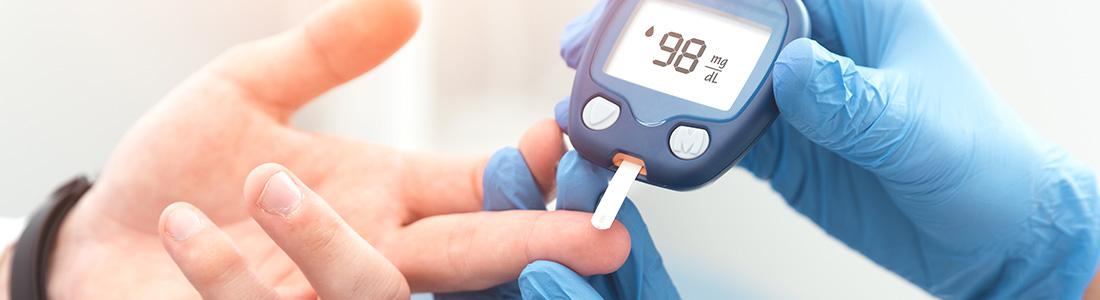 Les soins du patient diabétique