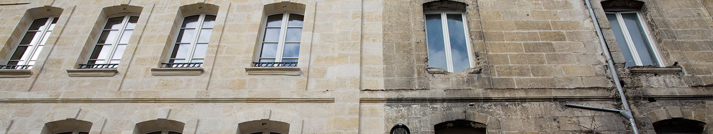 Ravalement de façade à Montargis – Artisan Mayer