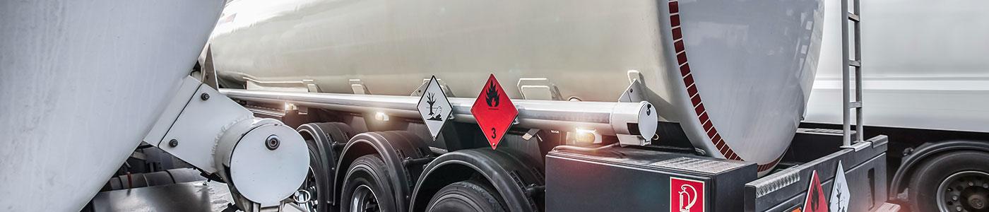 Transport de produits chimiques dangereux