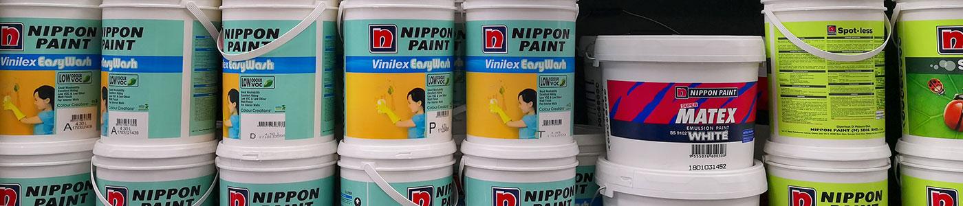 Transport de tout type de peinture