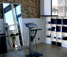 Séance d'électrostimulation dans les Bouches-du-Rhône – MyoTec