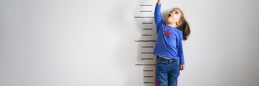 La croissance et les contraintes de l'enfant