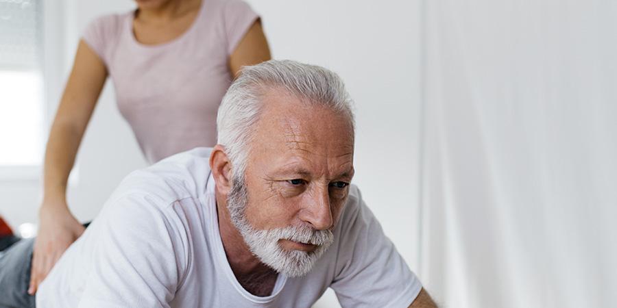 Ostéopathe pour senior à Paris (75014)