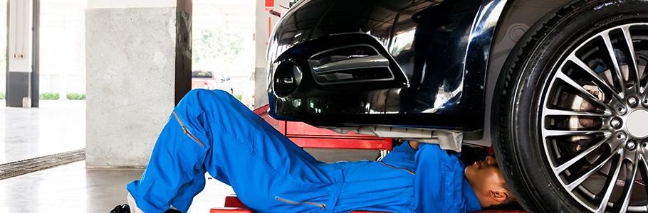 Garagiste et carrossier
