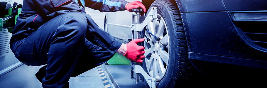 Les signes d'usure des pneumatiques