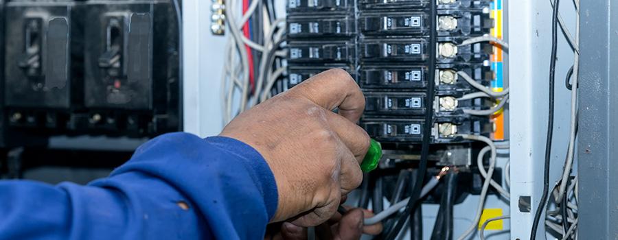 La réparation du système électrique