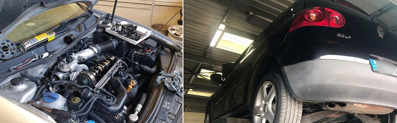 Réparation mécanique - Garage automobile à Roppenheim