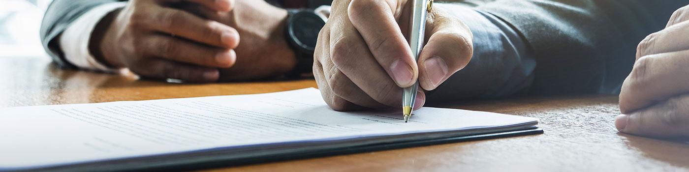 Le contentieux contractuel