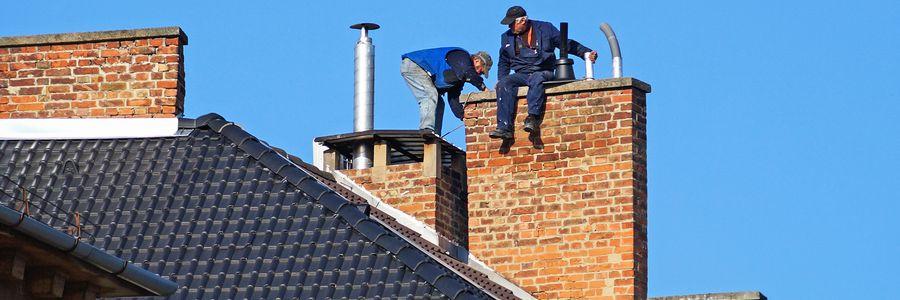 Les travaux d'entretien de la toiture à Saverne