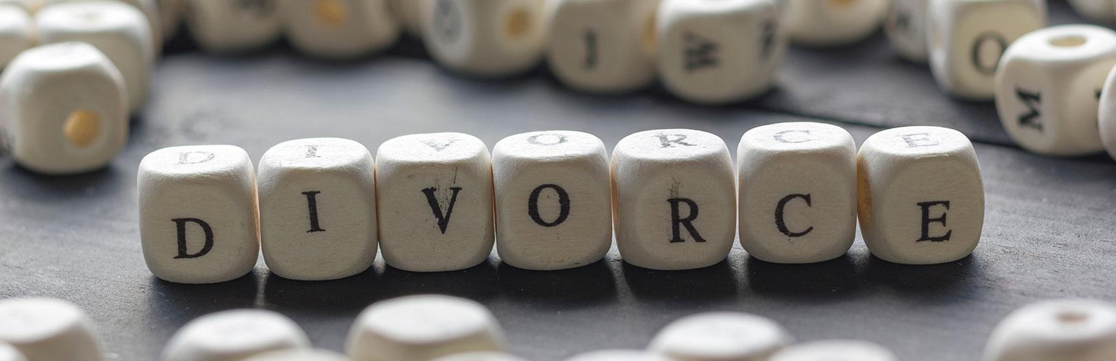 Les procédures de divorce