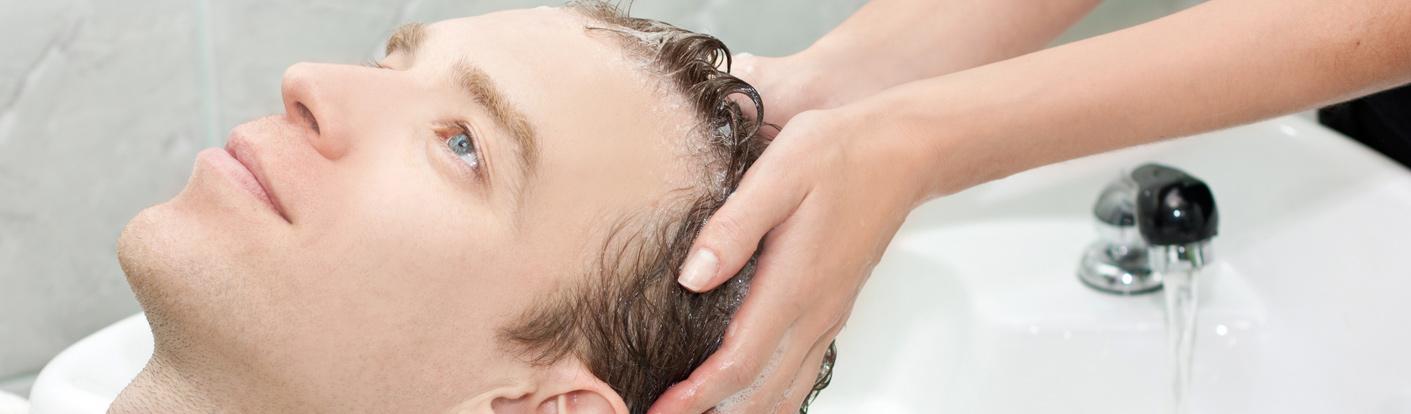 La coupe et coiffure homme