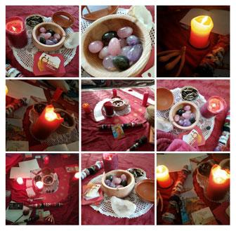 Atelier « œuf de Yoni »