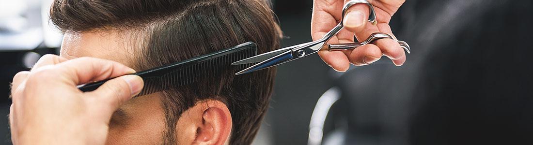 La coupe de cheveux et coiffure homme