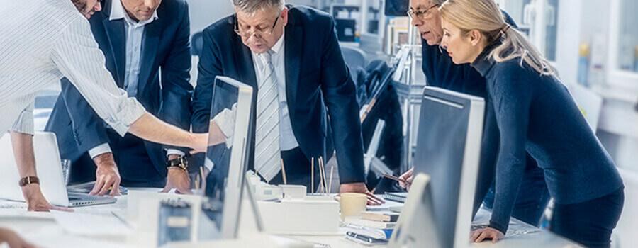 Les opérations de stratégie d'entreprise