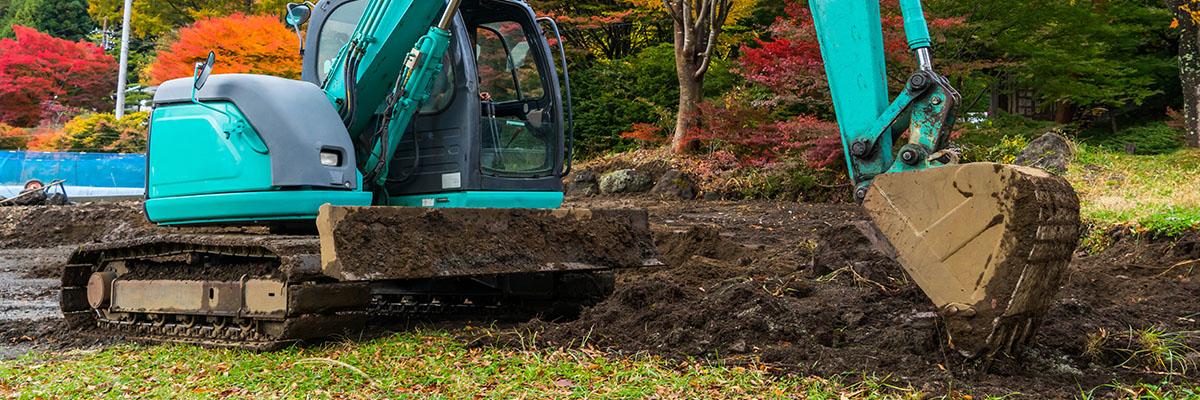Entreprise de terrassement à Feignies (59) – TP Création