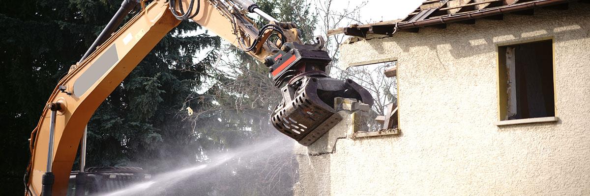 TP Création : spécialiste des travaux de démolition à Feignies