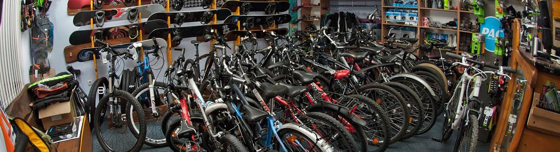 Magasin de vélos de ville et de route à Saint-Vigor-le-Grand (Bayeux)