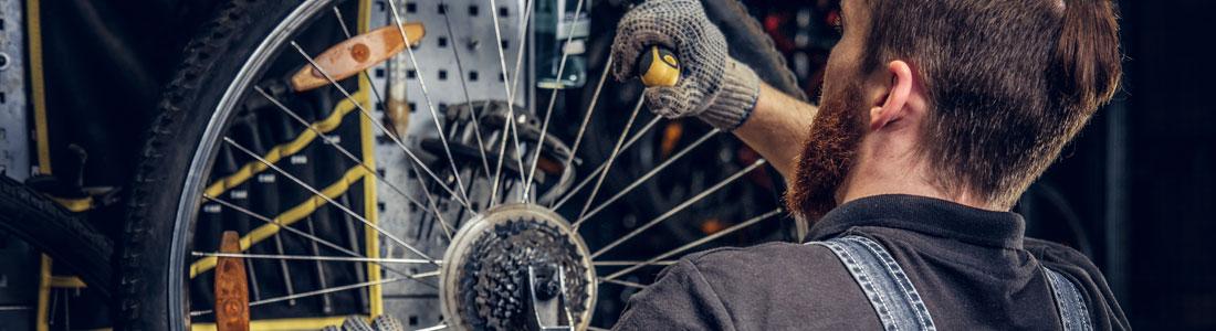 Magasin de réparation de vélos à Saint-Vigor-le-Grand (Bayeux)